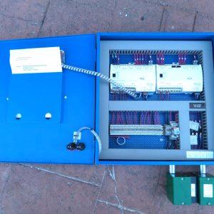 HP Loop Controller Panel Open